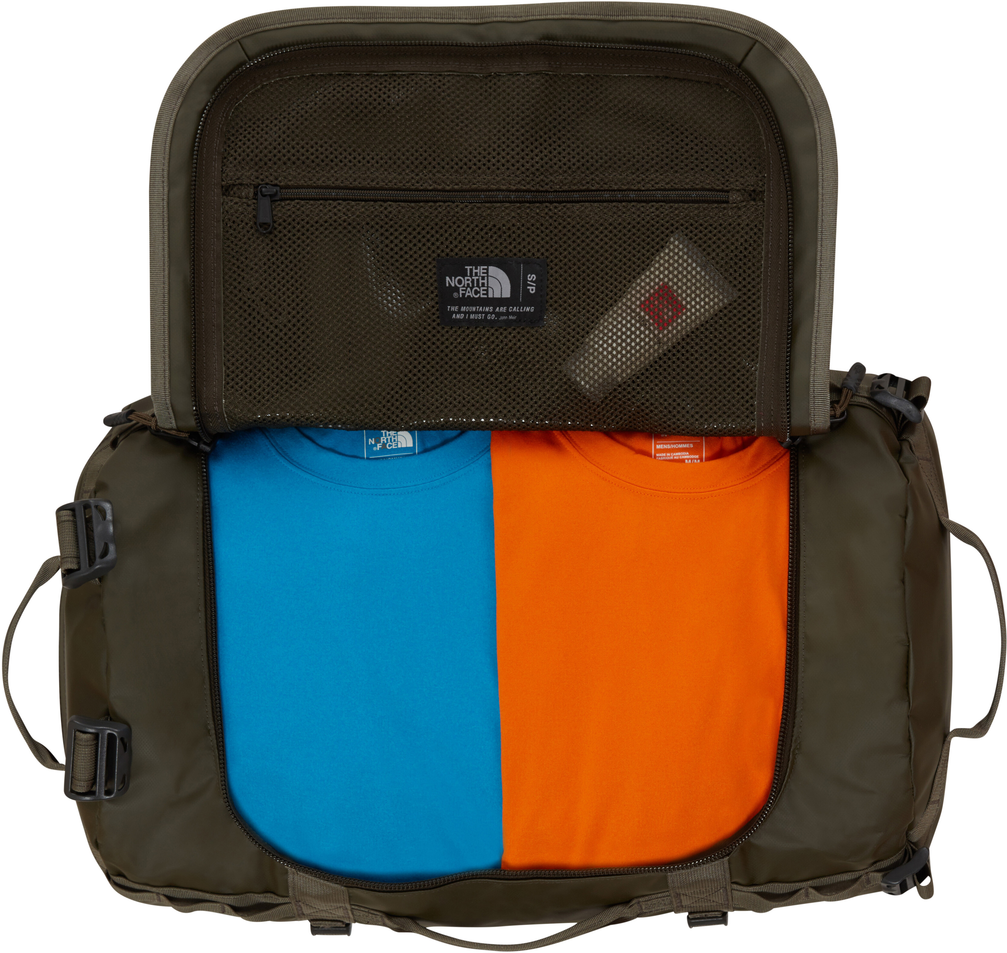 c032f009c0 The North Face Base Camp Duffel S, new taupe green/new taupe green ...